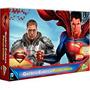 Quebra Cabeça Panorâmico Superman 250 Peças - Jak