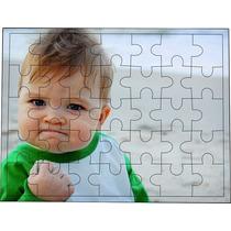 Quebra-cabeça Personalizado 19,2 Cm X 14,8 Cm 35 Peças