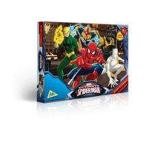 Quebra-cabeça 100 Peças Homem Aranha - Toyster