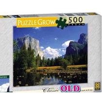 Puzzle Quebra Cabeça Grow Yosemite 500 Peças