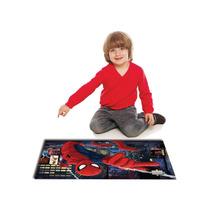 Quebra-cabeça Homem Aranha 120 Pçs Disney Original Toyster