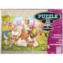 Quebra Cabeça (puzzle) 30 Peças Os Cachorros - Grow