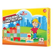Quebra-cabeça Pequeno Construtor Nº 1, Infantil, C/nf