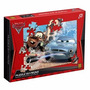 Combo Puzzle (carros + Frozen - 60 Pças Cd)