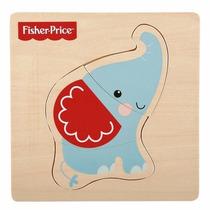 Puzzle Bebê Fisher Price Meu Primeiro Quebra Cabeça Elefante