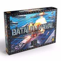 Jogo Batalha Naval Tabuleiro Brinquedo - Grow