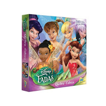 Quebra-cabeça Fadas 500 Peças Disney Original - Toyster