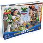Quebra-cabeça Toy Story 60 Peças Disney Original - Grow