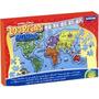 Quebra-cabeça - Mundo - 200 Peças - Toyster