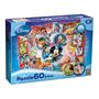 Quebra-cabeça 60 Peças Disney Original - Grow