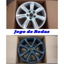 Rodas Aro 15 - 4 Furos Vw Gol Voyage Saveiro Up