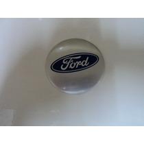 Emblema Ford Para Rodas Esportivas 55mm