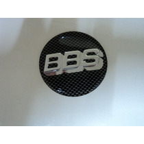 Emblema Bbs Para Rodas Esportivas Tamanho 69mm