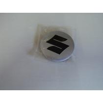 Emblema Para Rodas Suzuki 58mm