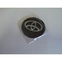 Emblema Para Roda Toyota 58mm