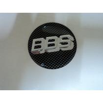 Emblema Bbs 58 Mm Para Rodas Esportivas