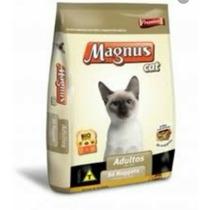 Ração Para Gatos Magnus Cat Só Nuggets 15 Kg