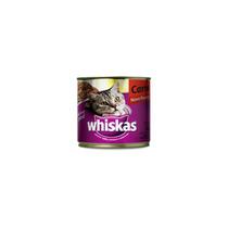 Lata Patê Carne Whiskas - 290 G - Meu Amigo Pet