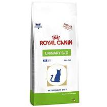 Ração Royal Canin Feline Urinary Cat Gatos S/o 1,5kg