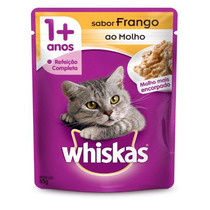 Sachê Whiskas Frango/pollo 85g - Whiskas - Meu Amigo Pet