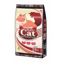 Ração Ray Cat 25kg Para Gatos