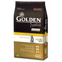 Ração Golden Gatos Adultos Frango 10 Kg