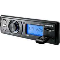 Mp3 Player Automotivo Radio Sun Fire Ux-3 Usb Sd Aux Compre