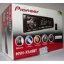 Media Receiver Pioneer Mvh-x568bt Bluetooth Mixtrax Usb