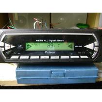 Auto Radio Original Visteon Vrd 1040 Ford Gm Vw Fusca