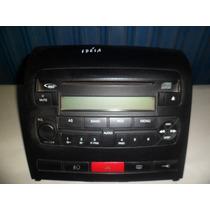 Rádio Original Fiat Ideia Peça