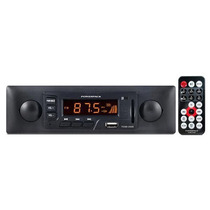 Toca Radio Powerpack 2320 Usd Sd Fm Laraja