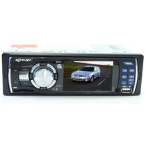 Rádio Automotivo Mp5 Dvd Tela 3 Lcd Usb Fm 50w Rms Kp-c7