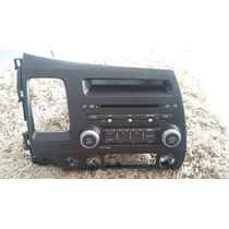 Rádio Cd/mp3 Player Original Honda New Civic 07 A 11.