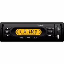 Rádio Mp3 Player Usb Multimídia Sd Mmc Fm Rp2-65 Loud + Nf-e