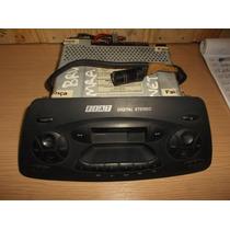 Kit Rádio + Antena Original Fiat Brava - Marea Somos Loja