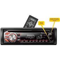 Toca Cd Pioneer Automotivodeh 1550 Radio Usb-aux-mp3+pen 4gb