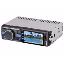 Reprodutor Multimídia Naveg Nvs 3099 Tela 3 Hd - Rádio