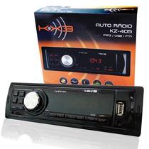 Auto Radio Mp3 Player Automotivo Usb Sd Player Importado
