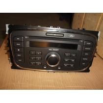 Rádio Cd Original Ford Focus 2009 - Acompanha O Código! Loja