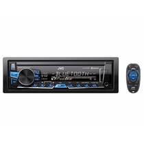 Auto Radio Player Jvc Kd-x320 Bt Am/fm Usb Auxiliar 50wx4