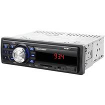 Auto Rádio Multilaser One P3213 - Com Entrada Auxiliar E Usb