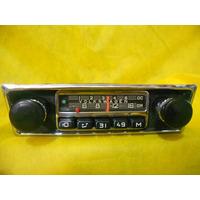 Radio Original Volkswagen De 68 Para Cima Fusca Kombi Etc