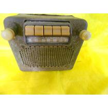 Radio Original Chevrolet Boca De Sapo 1947 A 1953 - Raro!