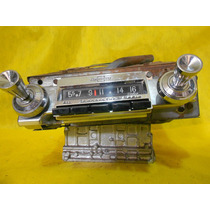 Radio Original Chevrolet 1961 E 1962 All Transistor Radio
