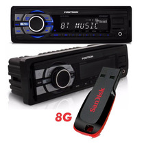 Auto Radio Positron Sp2310bt Bluetooth Mp3 Usb Viva Voz Aux