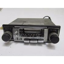 Antigo Rádio Toca Fitas Para Veículos Fabricado No Japão