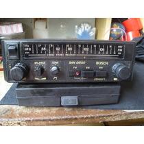 Radio Bosch San Diego Original Carro Antigo Vw Fusca Gm Ford
