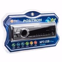 Auto Rádio Positron Sp2210ub Usb Micro Sd P2 Pronta Entrega