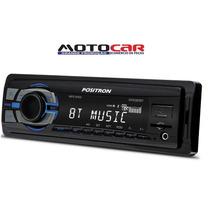 Auto Radio Positron Mp3 Bluetooth Usb Micro Sd Sp2310bt