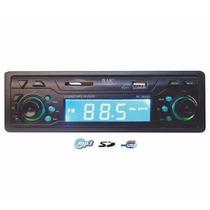 Rádio Automotivo Bak Bk-260ud - Usb/sd/mp3 - Na Caixa